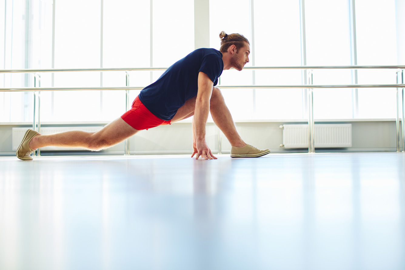 Injury fit pro- LEgs Exercise