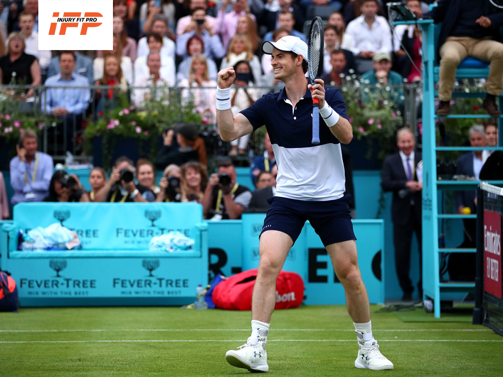 What was Andy Murray's Hip Surgery?